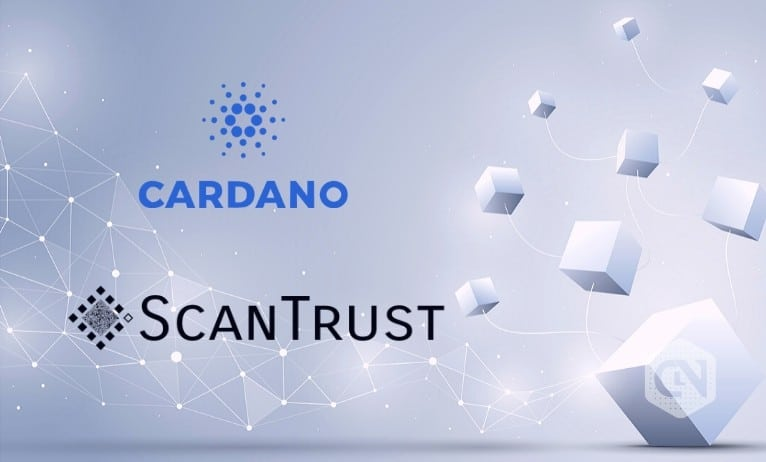 Cardano and ScanTrust to Implement Proof-of-concept Integration