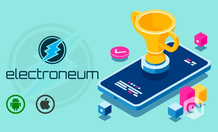 Google Play and Apple Store to Support Access for ETN Rewards