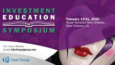 Photo of Opal Group's Investment Education Symposium Will Take on February 19 – 21, 2020