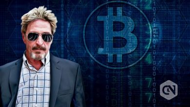 "Photo of Shifting Tales of John McAfee: $1M Bitcoin Prediction to ""Not the Future"""