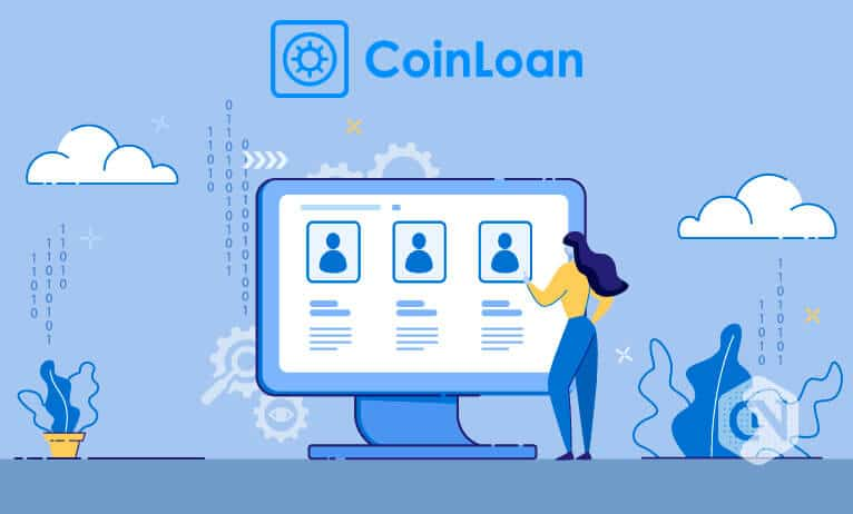 CoinLoan: A Secured Platform for Lending Crypto Assets