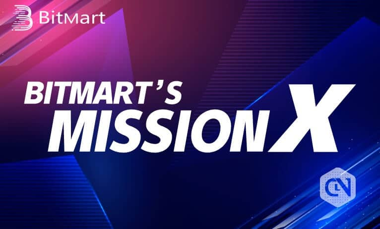BitMart's Mission X Opens Doors For A Successful Trading Journey