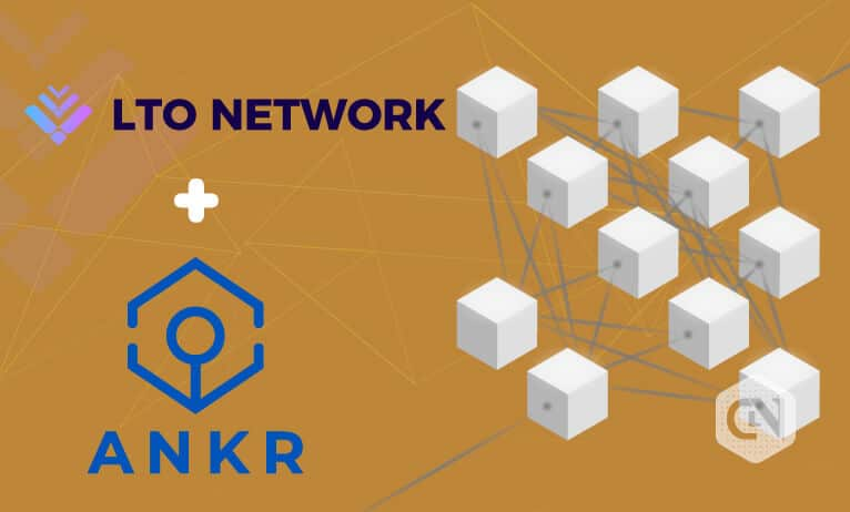 Ankr Partners With LTO Network