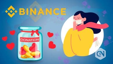 Photo of Binance Charity Makes Significant Donations for Coronavirus Treatment