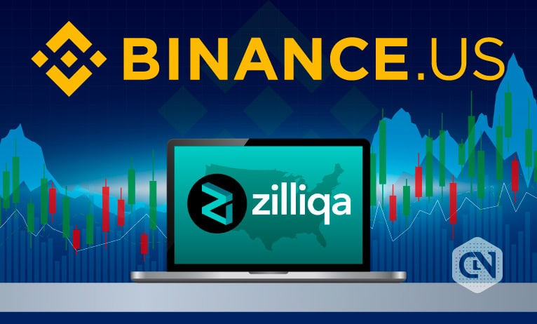 Binance.US Adds Support to Zilliqa
