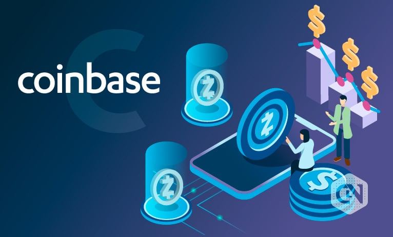 Coinbase adds Zcash and USD