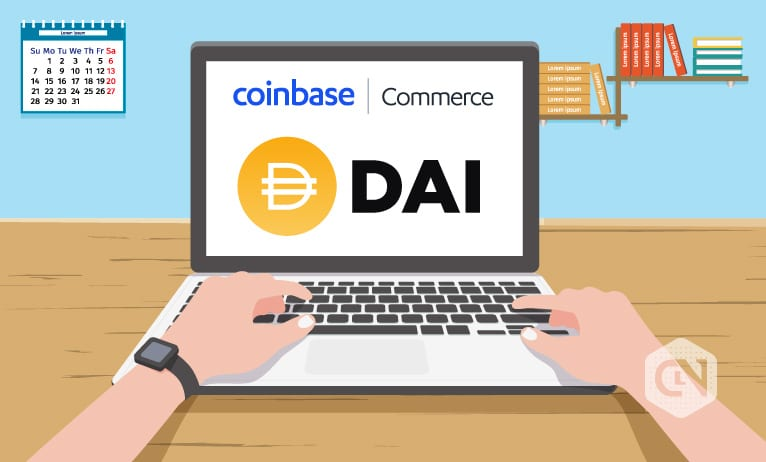 DAI Support for Coinbase Commerce