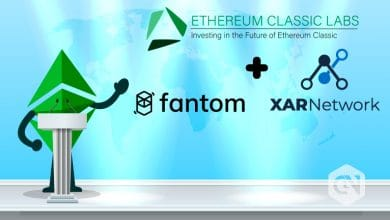Photo of Ethereum Classic Labs Collaborates with Fantom Foundation and Xar Networks