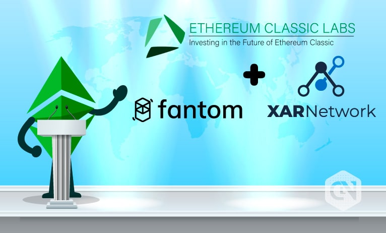 ETC Labs with Fantom & Xar Network