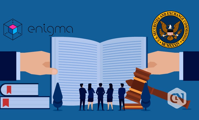 ICO Project Enigma Settles SEC Charges Over $45M Token Sale