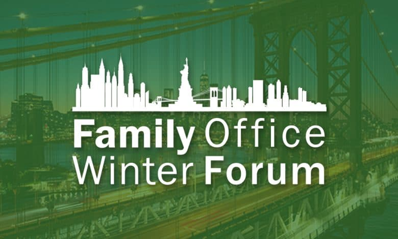 Family Office Winter Forum 2020