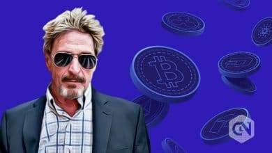 Photo of Is McAfee Shifting from Bitcoin to Other Cryptocurrencies?