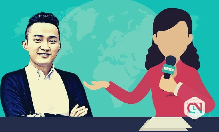 Justin Sun Emphasizes on Various Aspects in His Recent Interview