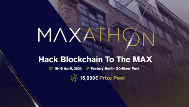 Photo of Maxonrow's First Hackathon, MAXathon will take place in Berlin on April 18–19, 2020