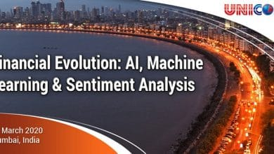 Photo of UNICOM Brings to You Financial Evolution – AI, Machine Learning & Sentiment Analysis
