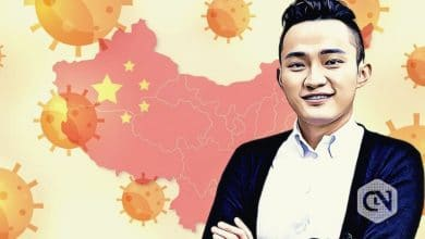 Photo of Justin Sun Happy With China's Decision to End Lockdown in Wuhan