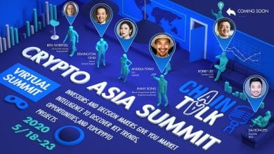Photo of Crypto Asia Summit: New Virtual Event Restoring Blockchain Networking