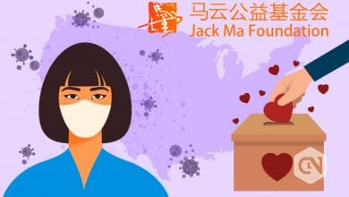 Photo of Jack Ma Foundation: First Shipment of Masks and TestKits Off to US
