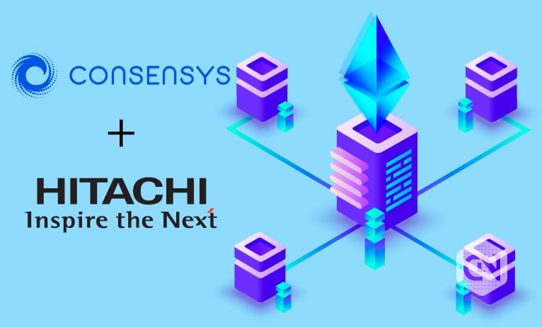 Hitachi Solutions Partners With ConsenSys