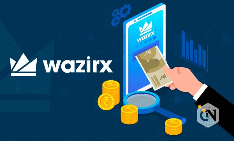 INR Deposits and Withdrawal Are Now Available on WazirX Platform