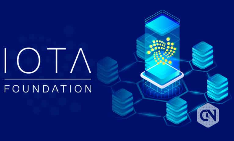 IOTA has a vision to provide reliable and valid data, and its Tangle would enable only reliable data through a consensus on the state of matters in a network.