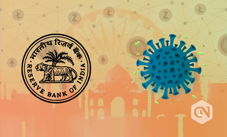 Indian Crypto Industry Faces RBI Ban and Now Coronavirus Pandemic