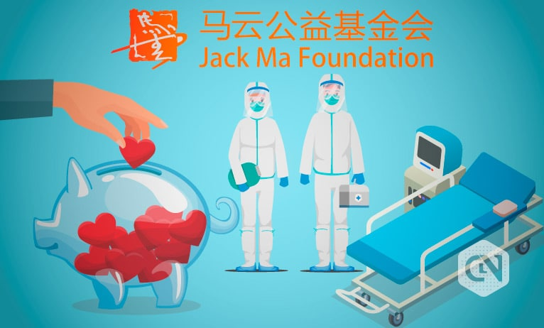 Jack Ma and Alibaba Foundation Make Additional Donation For Europe