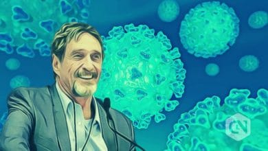 Photo of John McAfee Says Coronavirus Could Be a Conspiracy by World Superpowers