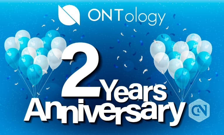 Ontology Celebrates second anniversary with a listing of ONT on ProBit