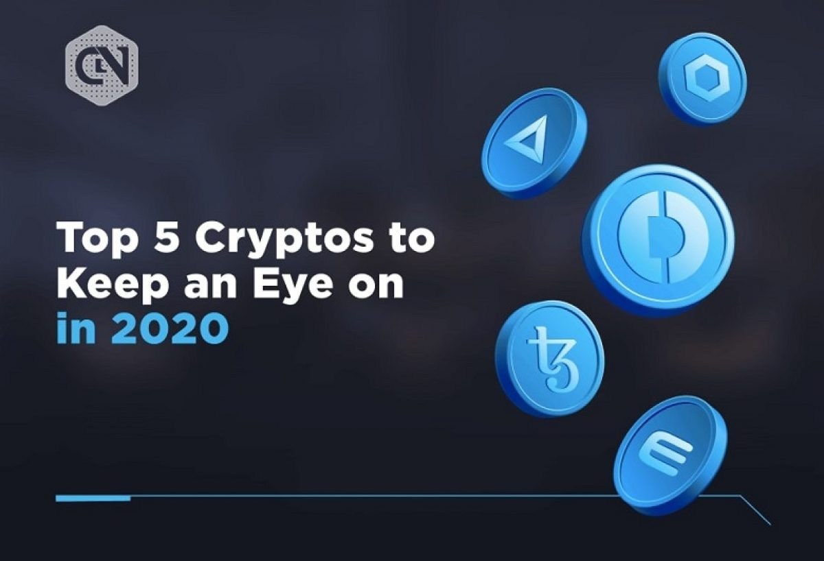 top five cryptocurrencies for january