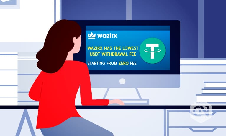 WazirX Reduces USDT Withdrawal Price To 1.5 USDT