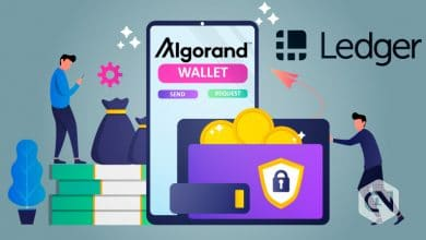 Photo of Crypto Mobile Wallet Algorand Announces Integration with Ledger Nano X