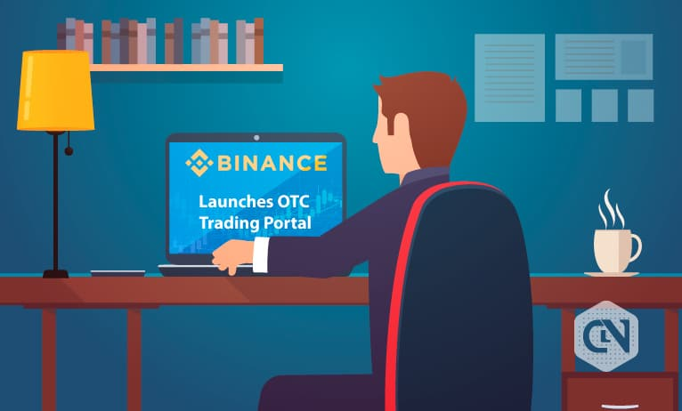 Binance Introduces OTC Trading Portal to Make a Big Trade
