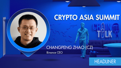 Photo of Binance CEO Changpeng Zhao Joins Virtual Crypto Summit Championing Social Distancing
