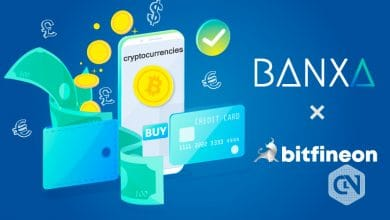 Photo of Bitfineon Announces Partnership with Payment Gateway Solutions Banxa