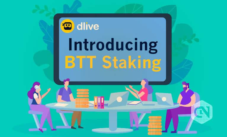 Lino Staking Rewards Replaced With BTT Staking Rewards