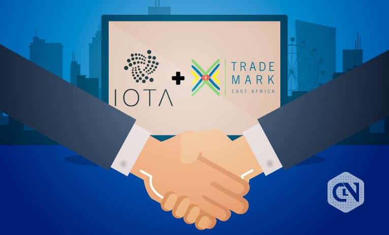 IOTA Foundation Forms Strategic Partnership With TMEA