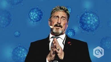 "Photo of John McAfee Says ""Something Fishy"" in the Coronavirus Death Rate in US"