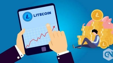 Photo of Litecoin (LTC) Experiences Intraday Volatility; Trades at $44.65