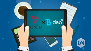 Photo of TRON is Now Available on Bidao Chain; Looks to Implement TRX as Collateral Asset