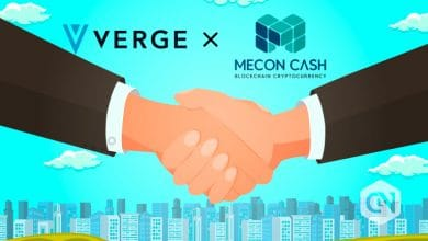 Photo of Verge Crypto Enters Marketing Partnership With MeconCash