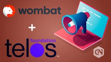 Photo of Wombat Joins Hands With EOS Offspring, the Telos Foundation