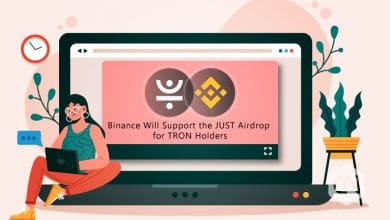 Photo of Binance Initiates Support for JUST Airdrop Program for TRON Holders