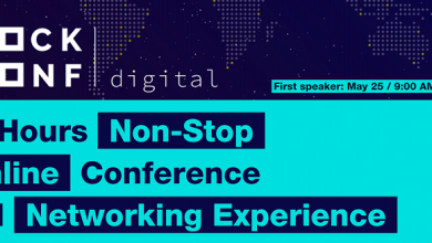 Photo of BlockConf Digital, Content-driven Online Blockchain Conference of a New Format
