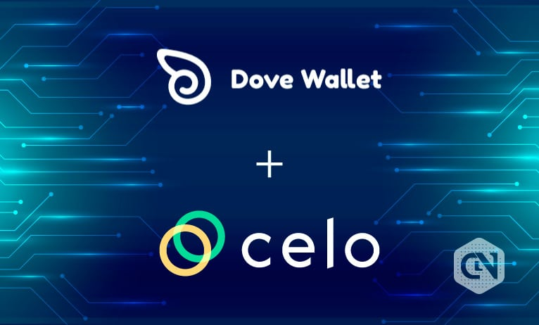 Dove Wallet Collaborates With <bold>Celo</bold> Alliance for Prosperity