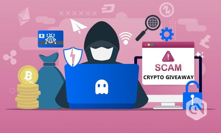Crypto Giveaway Scams