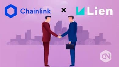 Photo of Lien Collaborates With Chainlink for Using ETH/USD
