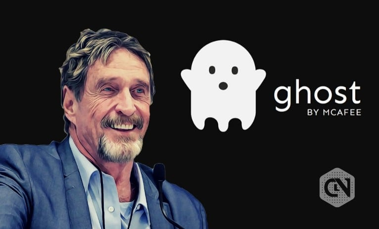 McAfee explains GHOST airdrop