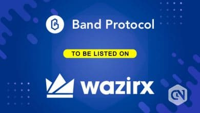Photo of Band Protocol Gets Listed on Leading Indian Crypto Exchange WazirX, 58.53 BAND Tokens Up for Giveaway