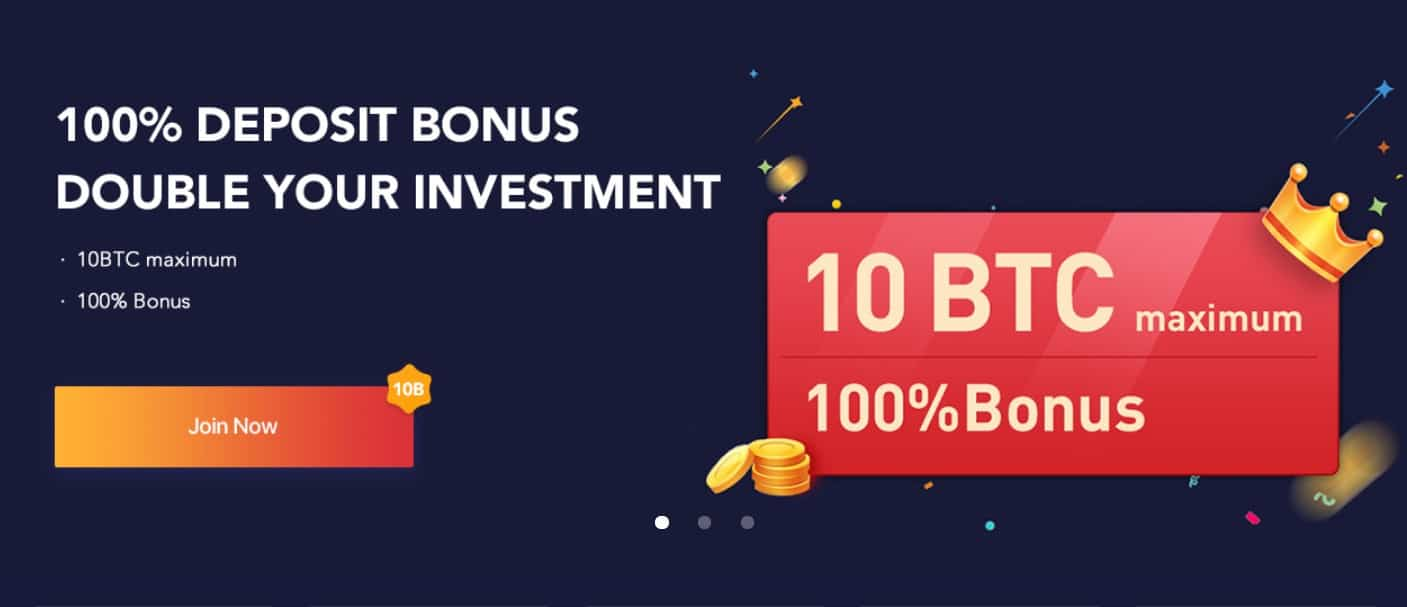 100% Bonus to Help You Maximize Profit
